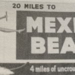 Vintage ad for Mexico Beach