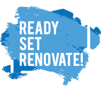 Ready Set Renovate logo